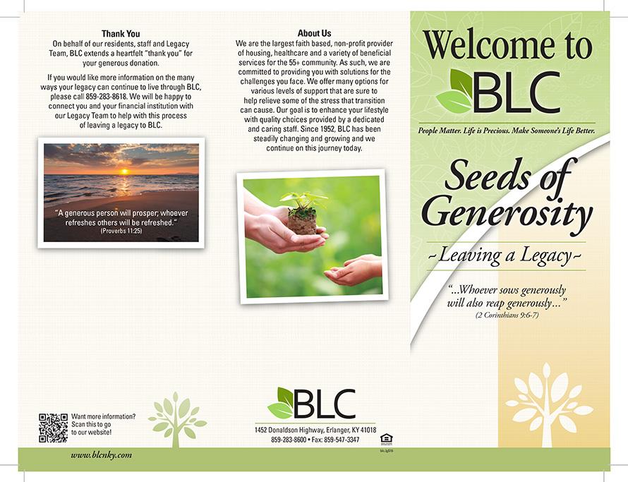 BLC Seeds of Generosity