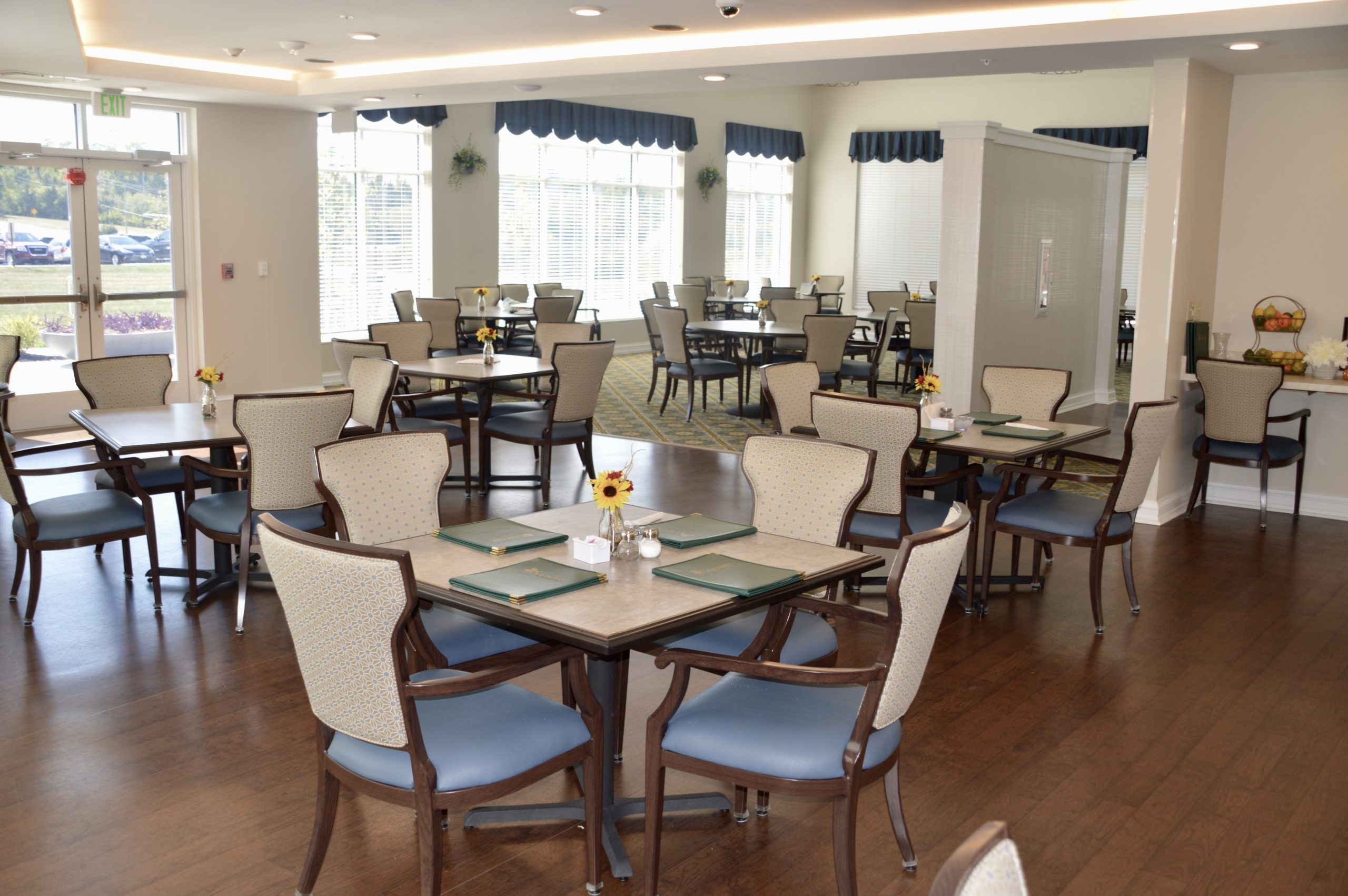 Seasons Personal Care Dining Room